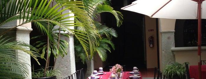 Hotel De La Parra is one of Tesoros de México.