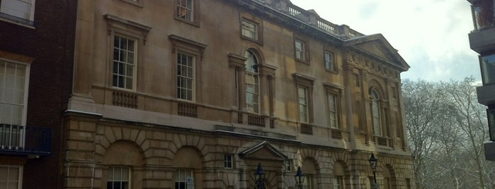 Spencer House is one of London Museums and Galleries.
