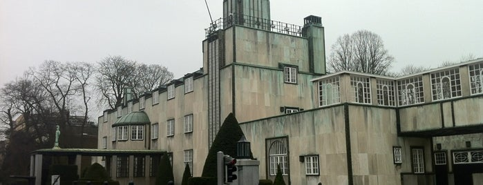 Palais Stoclet is one of Belgium / World Heritage Sites.