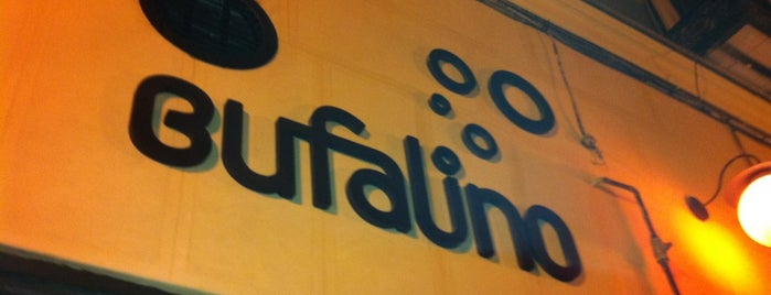 Bufalino is one of lugares madrid.