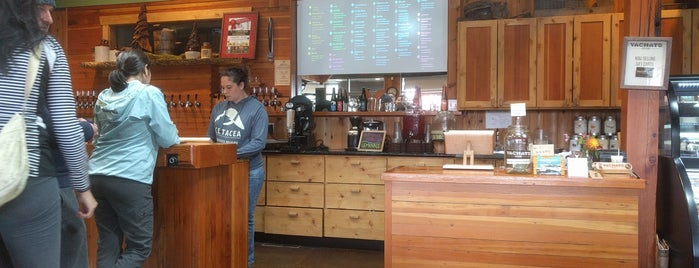 Yachats Brewing + Farmstore is one of Go Coastal.