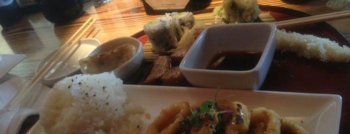 Amaya Japanese Restaurant Riverside