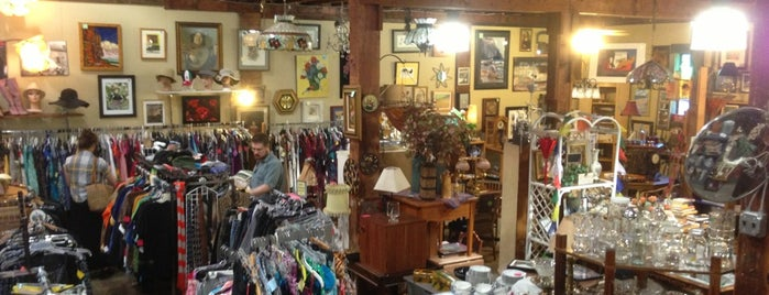 Village Mechants is one of The 13 Best Thrift and Vintage Stores in Portland.