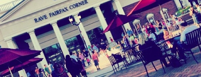 Fairfax Corner is one of Fun and Entertainment.