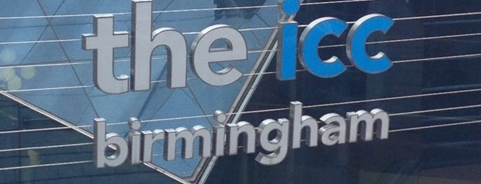 International Convention Centre (ICC) is one of Must-visit Arts & Entertainment in Birmingham.