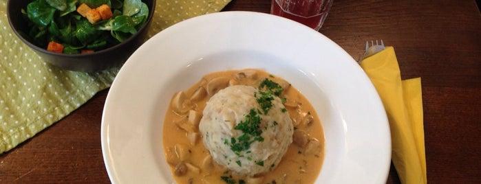 Kiez Cuisine is one of Berlin Friedrichshain favs.
