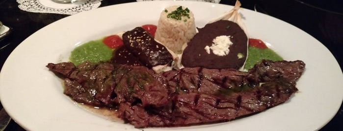 Eduardo de San Angel is one of Places to try.