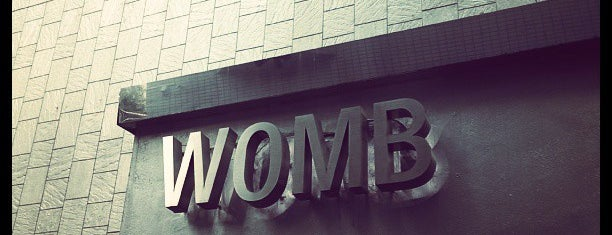 WOMB is one of Best night spots.