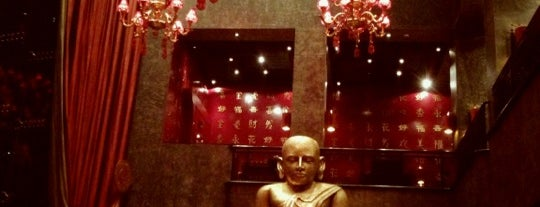 Buddha Bar is one of Dubai.