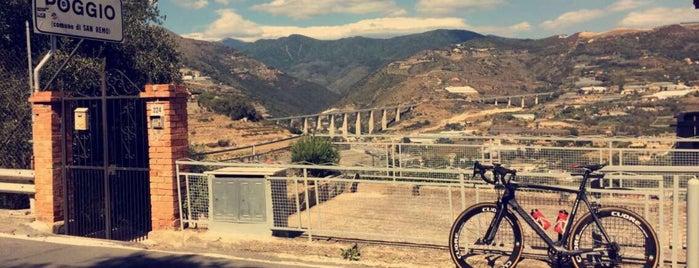 Poggio di Sanremo is one of Pro-Cycling UCI World Tour 2012.