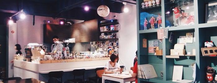 Xiaomijo is one of Taiwan Coffee.
