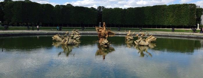 Bassin du Dragon is one of Château de Versailles.