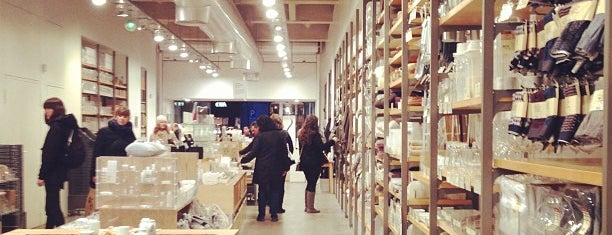 Muji is one of BCN new.