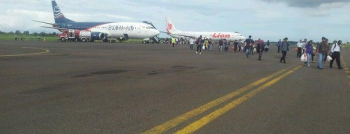 Fatmawati Soekarno Airport (BKS) is one of Indonesia's Airport - 1st List..