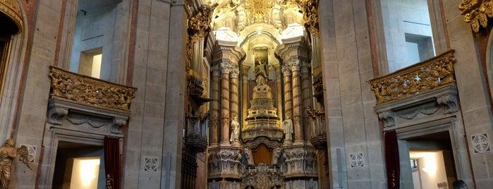 Igreja dos Clérigos is one of Portugal Road trip.