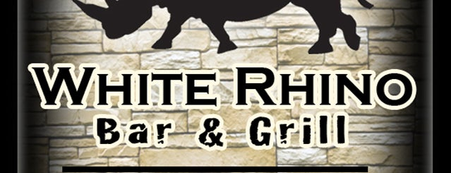 White Rhino is one of To Try.....