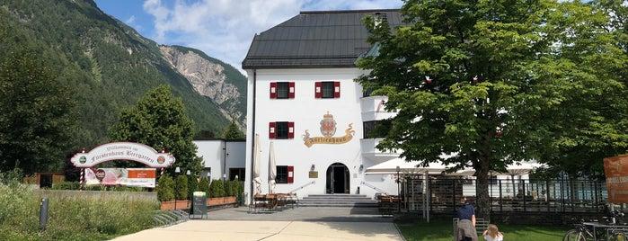Fürstenhaus is one of Österreich.