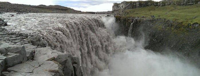 Dettifoss is one of Iceland Grand Tour.