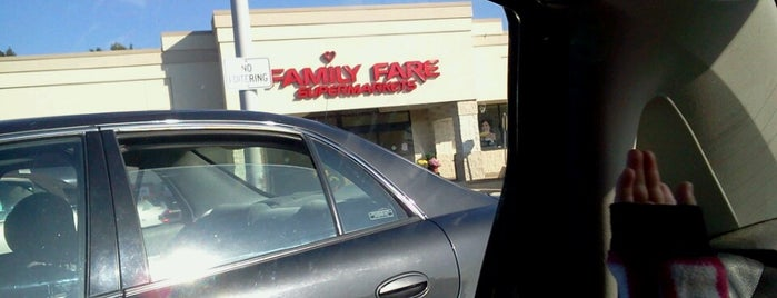 Family Fare Supermarket is one of Stores.