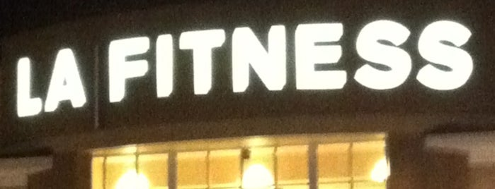 LA Fitness is one of Guide to Newington's best spots.