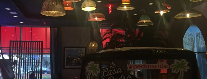 La Casa De Pedro is one of Boston Restaurants.
