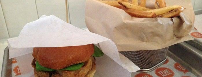 YEAH! Burger is one of Restaurants ATL.