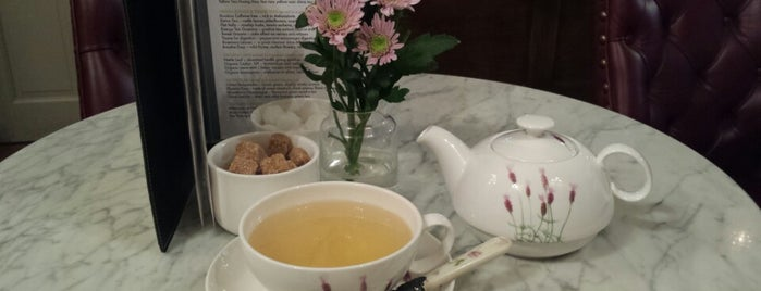 Oolong Flower Power Tea Shop is one of The 15 Best Cozy Places in Dublin.