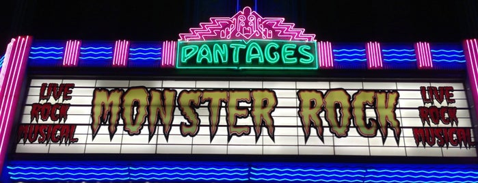 Monster Rock is one of Favorite Arts & Entertainment.