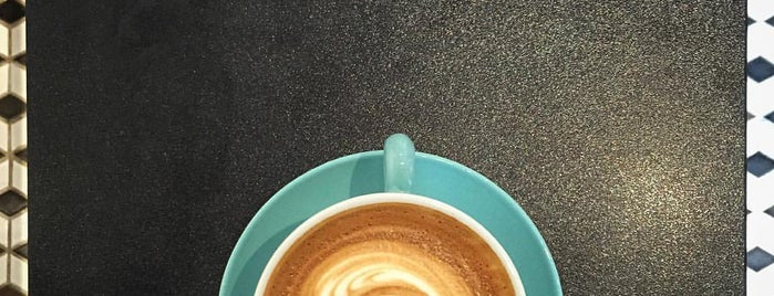 Stamping Ground Coffee is one of Cafes To Visit!.