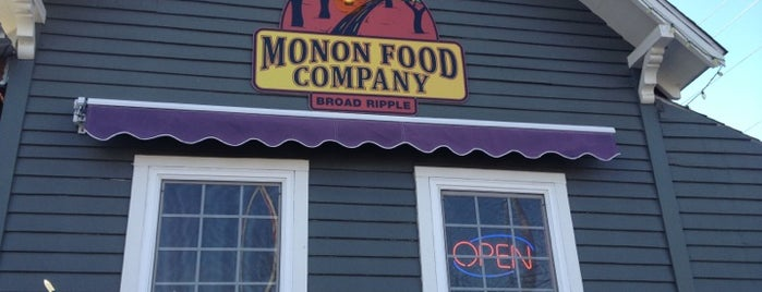 Monon Food Company is one of In the neighborhood: IN.