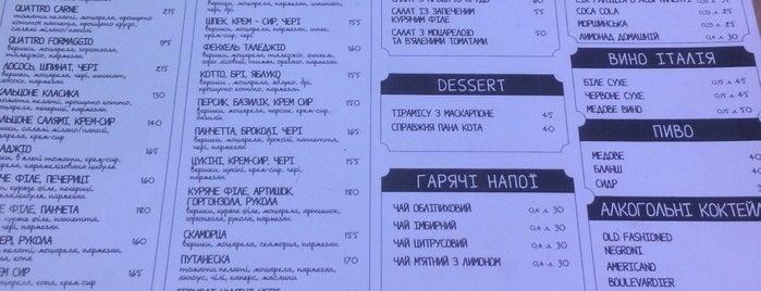 One More Pizza на Подолі is one of Нове Київ.