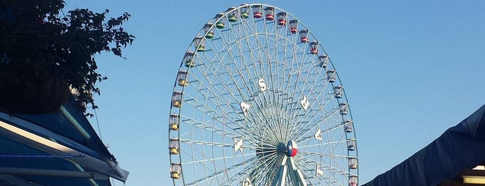 State Fair of Texas is one of Dallas Outings.