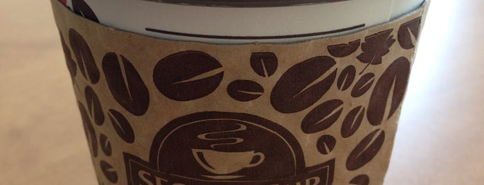 Second Cup is one of Café.