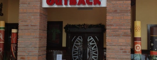 Outback Steakhouse is one of Outback's Tips.
