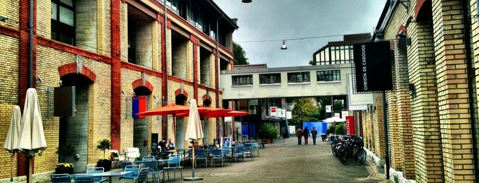 Kornsilo is one of Approved Places in and around Zurich.