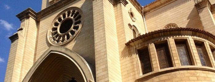 Catedral de San Juan Bautista is one of Catedrales de España / Cathedrals of Spain.