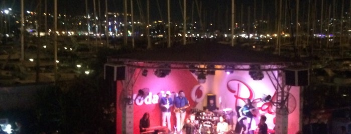 Marina Yacht Club is one of Bodrum Bodrum.