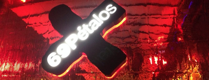69 Pétalos is one of NIGHT CLUBS (Mainstream).
