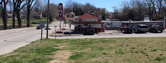 Maid-Rite Lexington Drive-In is one of Recommended Sandwich.