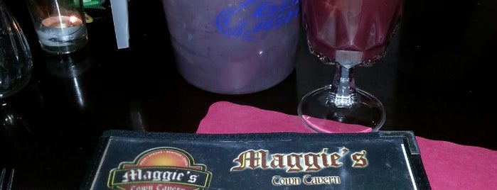 Maggie's Town Tavern is one of Little Falls hot spots.