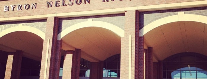 Byron Nelson High School is one of Done.