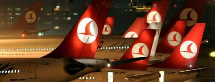 İstanbul Atatürk Havalimanı (IST) is one of Istanbul 2014.