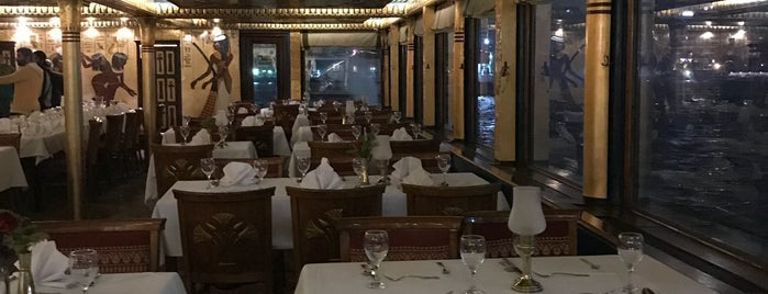 Nile Pharaohs is one of Cairo's Best Spots & Must Do's!.