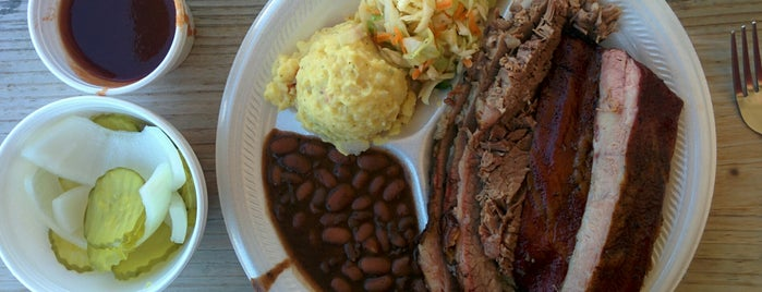 House Park BBQ is one of Must-visit BBQ Joints in Austin.