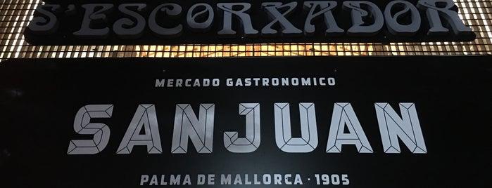 Mercado Gastronomico San Juan is one of ¡Palma está en mi alma!.