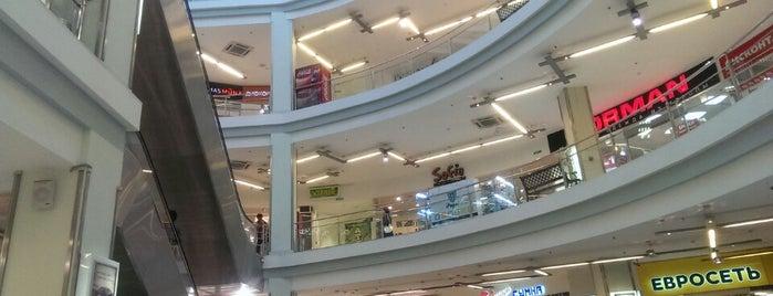 Дисконт-центр «Радиус» is one of TOP-100: Торговые центры Санкт-Петербурга.