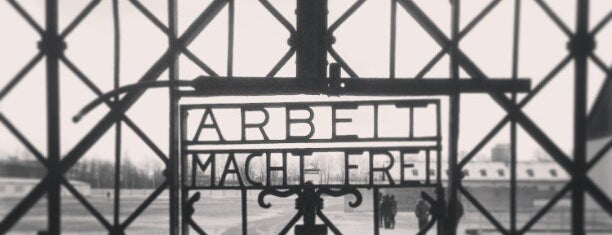 KZ-Gedenkstätte Dachau is one of #Munich_Museum.