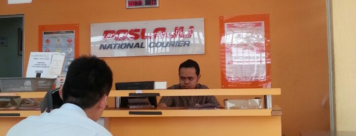 POSLAJU National Courier is one of New People.