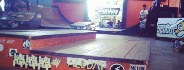 Elevate Skatepark is one of Skateparks.