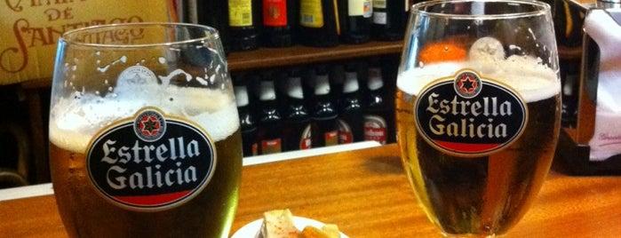 Restaurante Orella is one of Comer en Santiago de Compostela.
